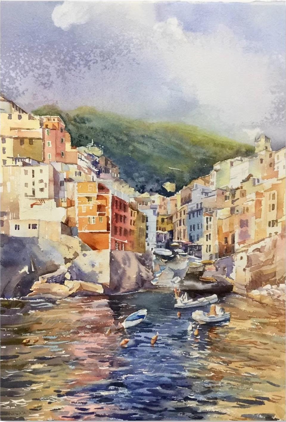 意大利五渔村之十七