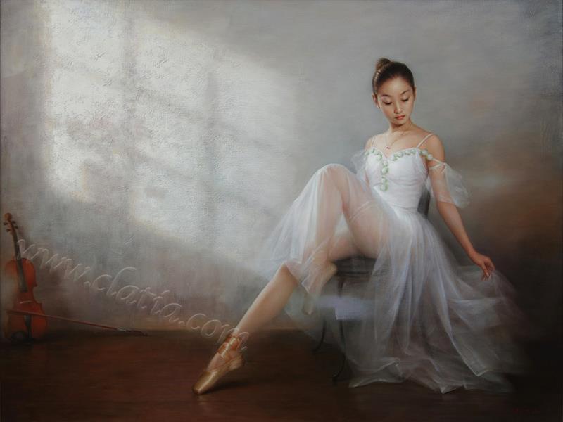 孤单芭蕾之一