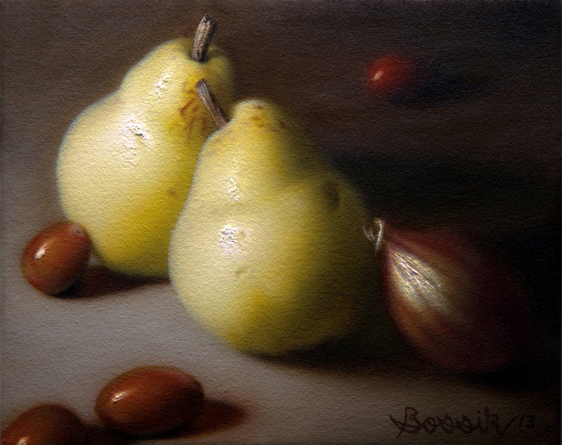 Still Life with Pears CherryTo