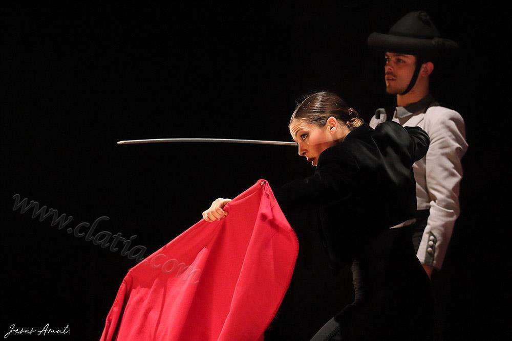 Flamenco Cloak