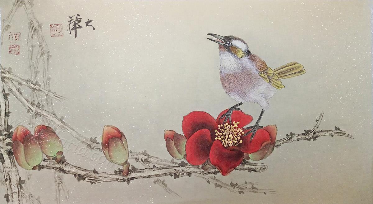 花鸟小品 1