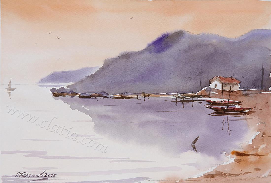 Landskape(1)-watercolor