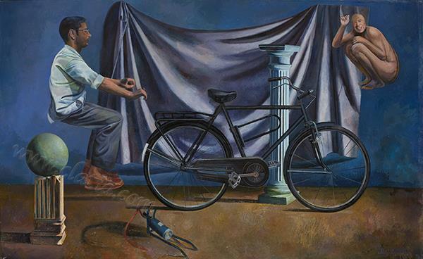 La Bicicleta or The Bike II