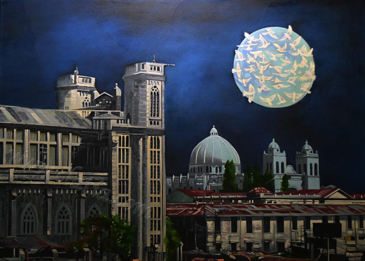 Luna de Paz