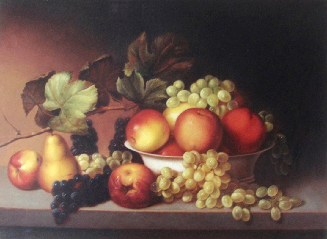 Still life Study from Peale