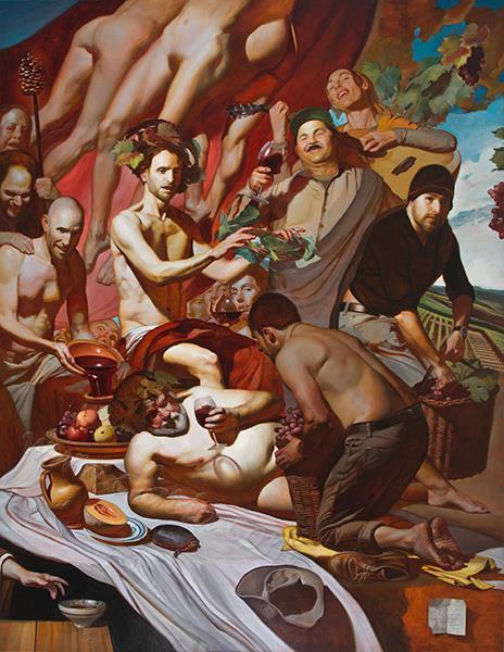 Triumph of Bacchus1