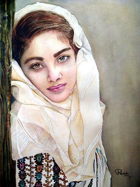 romaniyan girl