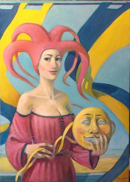 La dama del Sole dedicato a Ma
