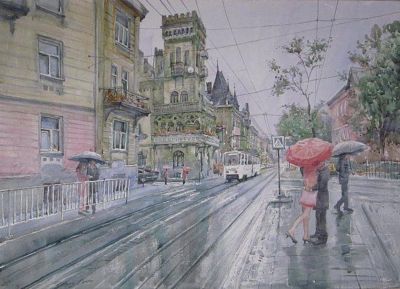 Rainy August