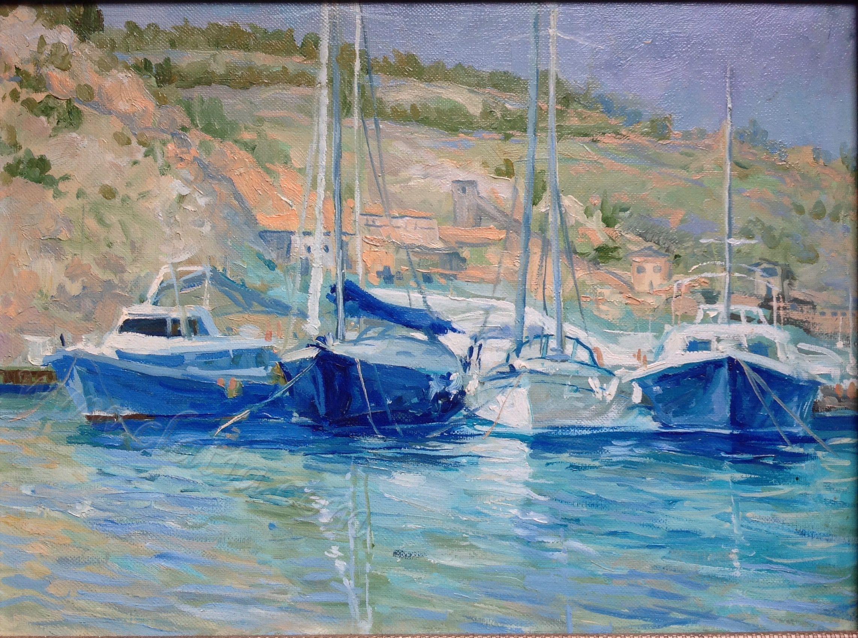 Boats. Balaclava