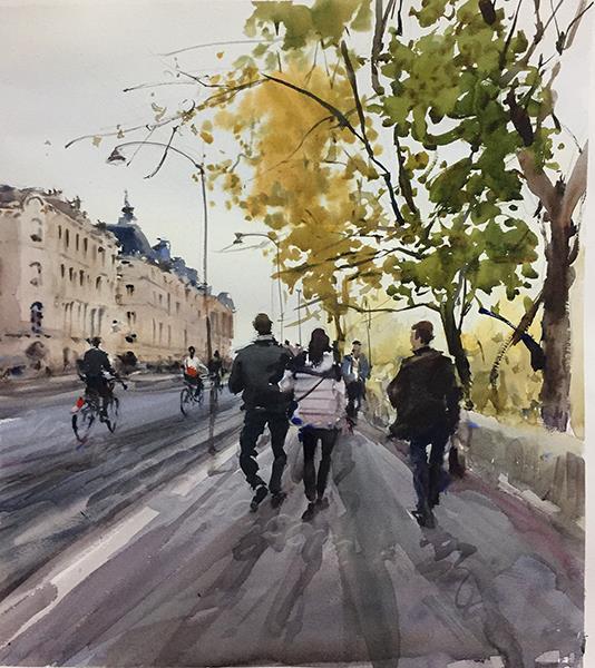 5. Paris. (France)