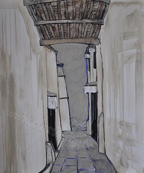 улица в Лхасе
