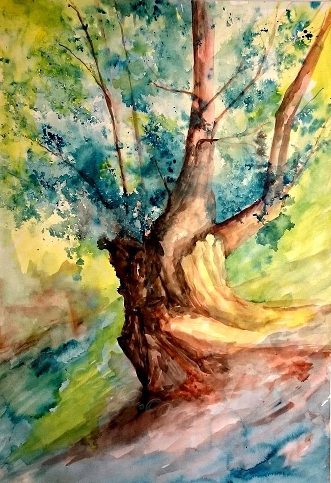 El árbol viejo
