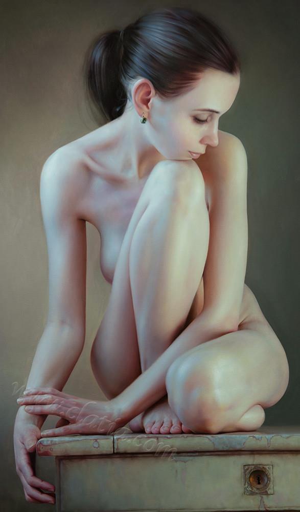 L'éclat de la nacre (60x92)