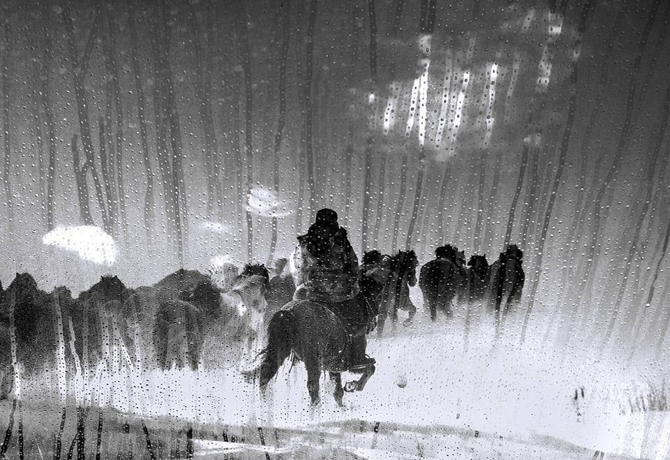 印象雪原-2014年-20英寸&100厘米-泛太克无酸百年收藏纸