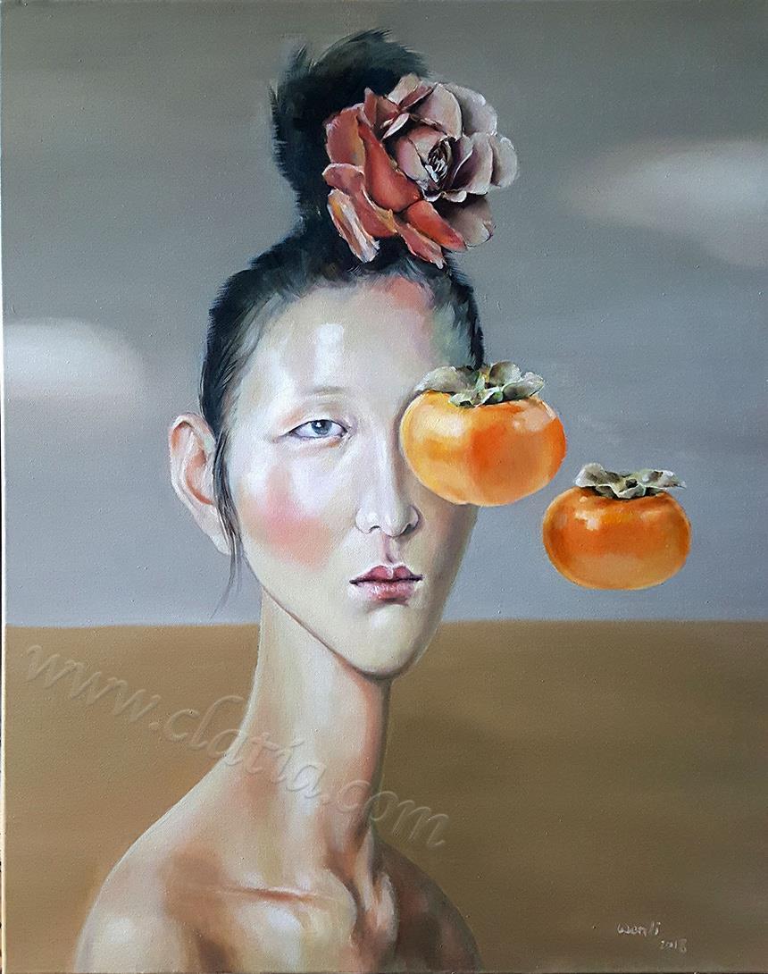 Orange temtation