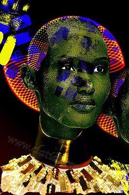 The Mask of Colour, Digital mo