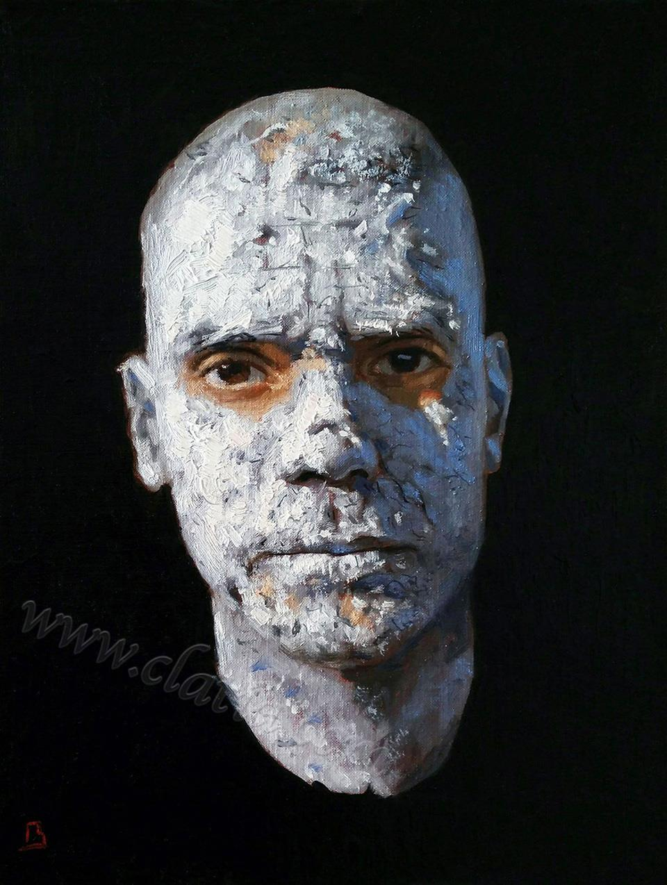 Self death mask