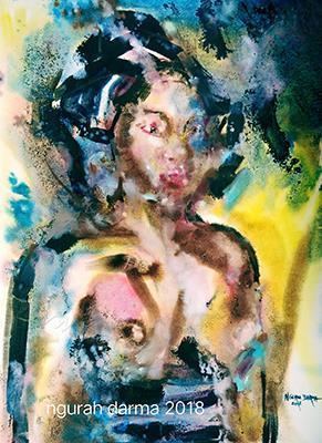2. _ Balinese Woman 2