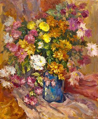 3. _Evening flowers