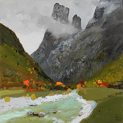 2-High mountains