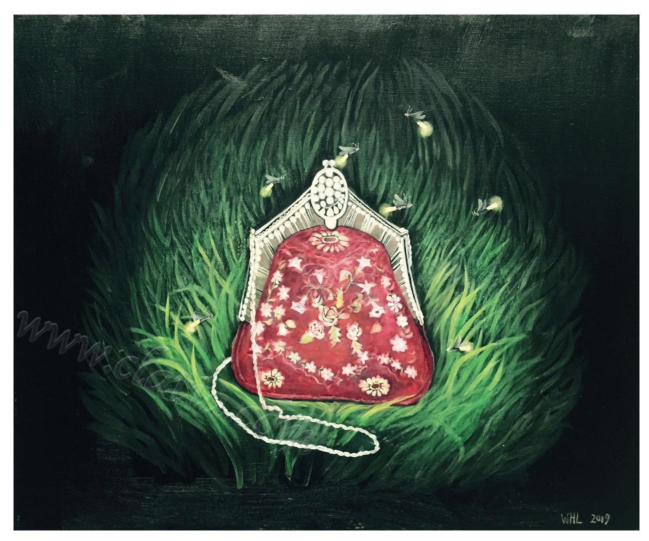 萤火虫系列之-恋物志