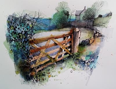 Burwardsley Gate, Cheshire