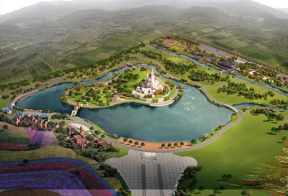 中国---玫瑰谷1