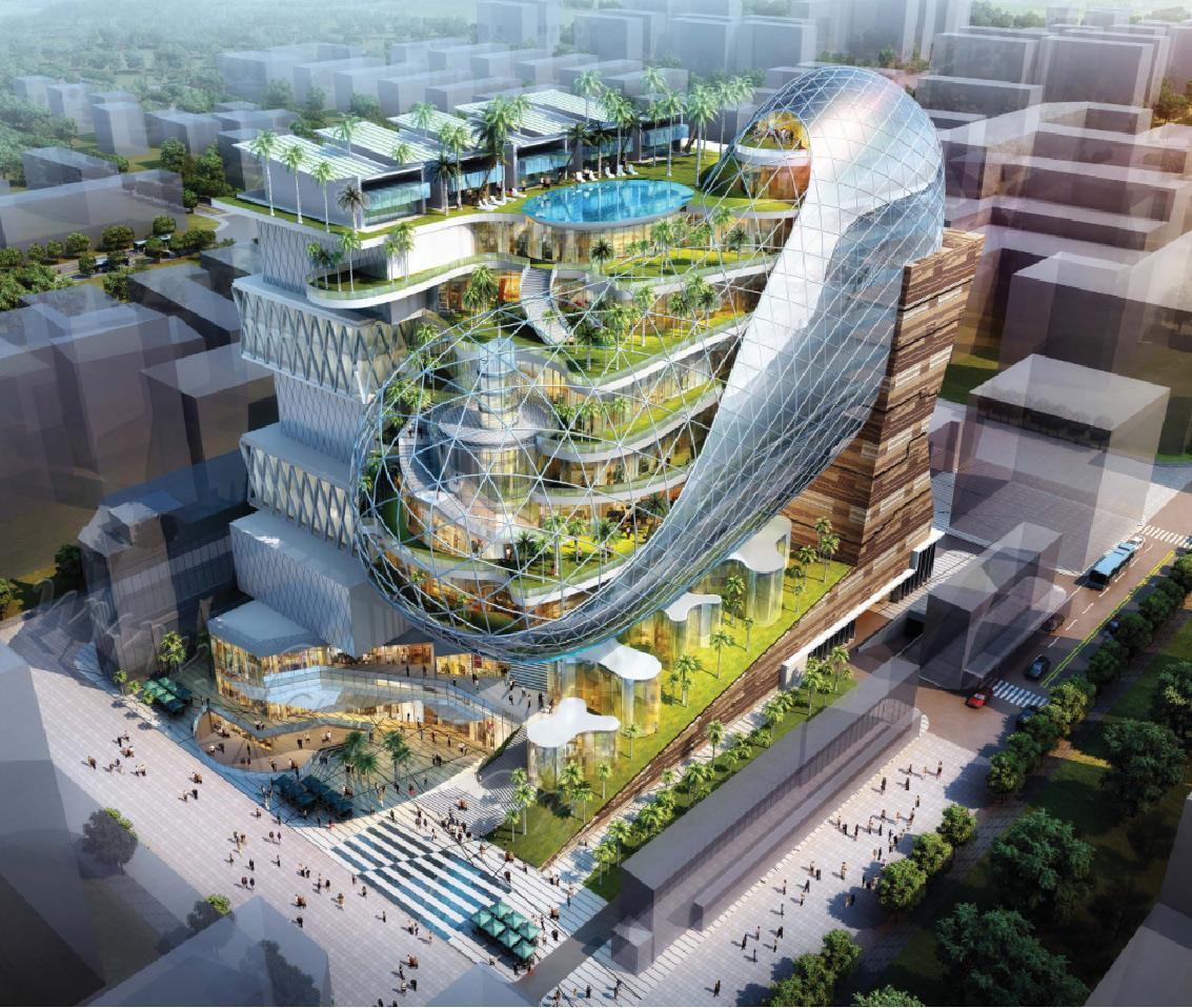蓝润·春熙国际中心