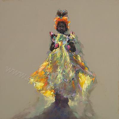 Carnavalgirl (Cabo Verde) , pa