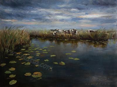 Cows-near-Nieuwkoop