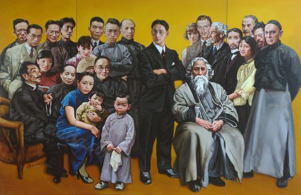 徐志摩和他同时代的人