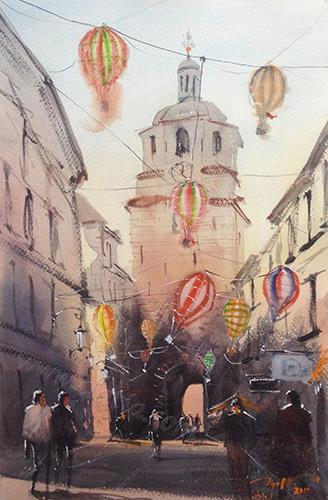 balloon of Lublin