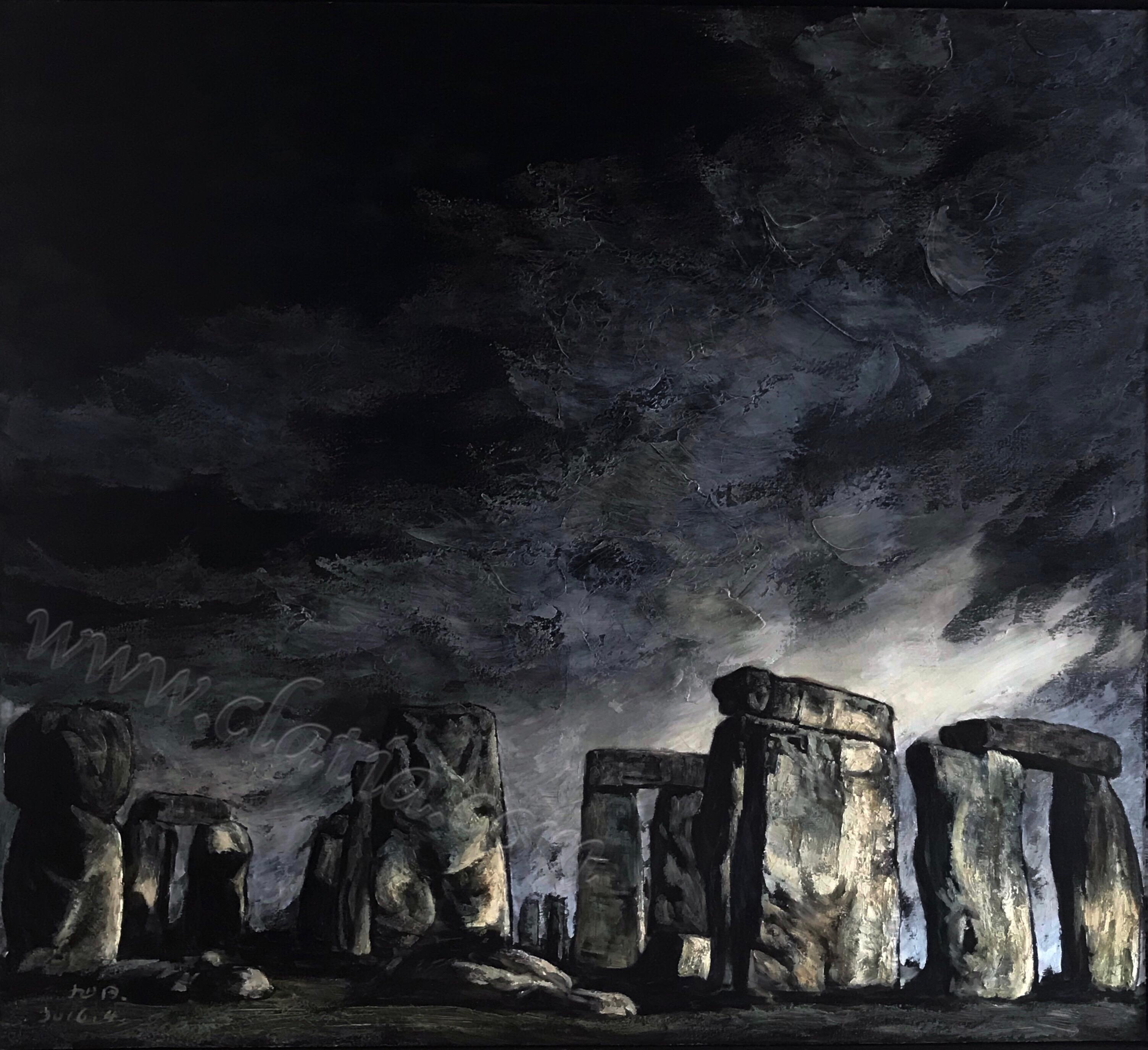 —巨石阵—