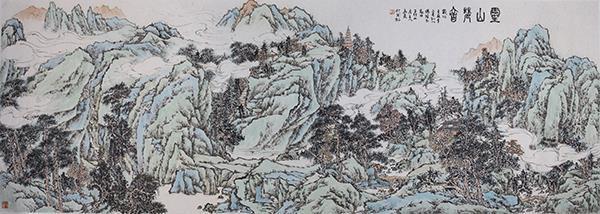 灵山梵音图(2012年)