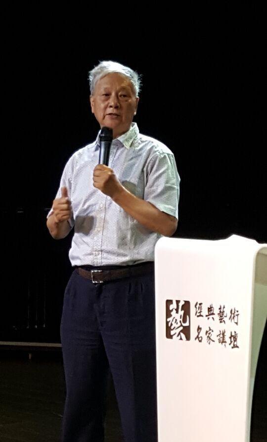 名导金乃凡为央视少儿才艺大赛站台