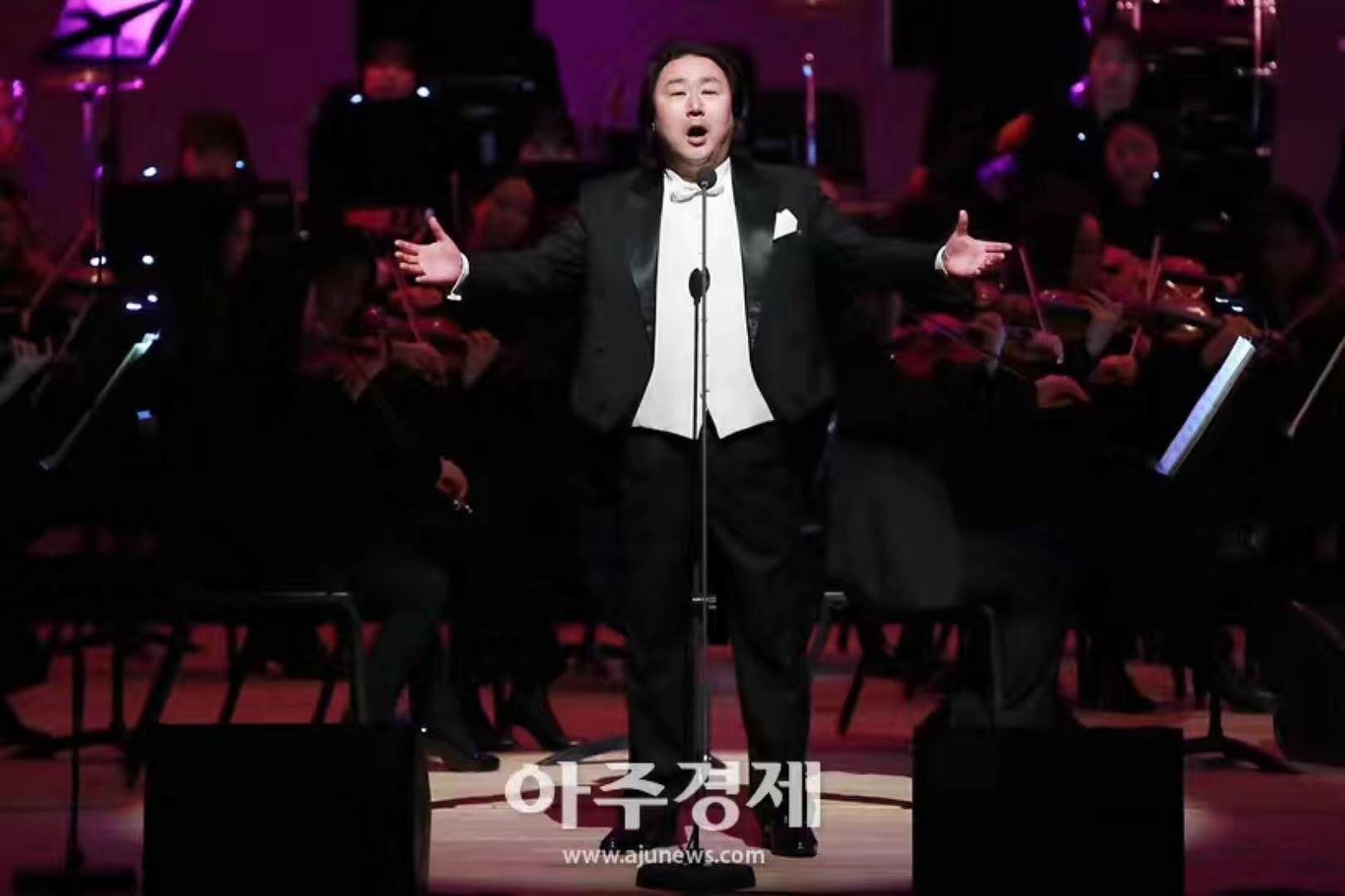 """用音乐搭建中韩民间交流的桥梁——""""2018欢乐春节中韩友好音乐会""""在首尔举行"""