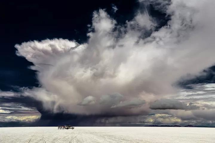 名作赏析 | 玻利维亚的天空之镜