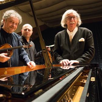 俄罗斯室内乐经典 柴可夫斯基三重奏音乐会