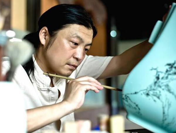 楊建國對話王一君:傳統文化走出去需要作品、產品同步走