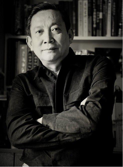 舞尊潘志涛教授讲授中国舞的原生态