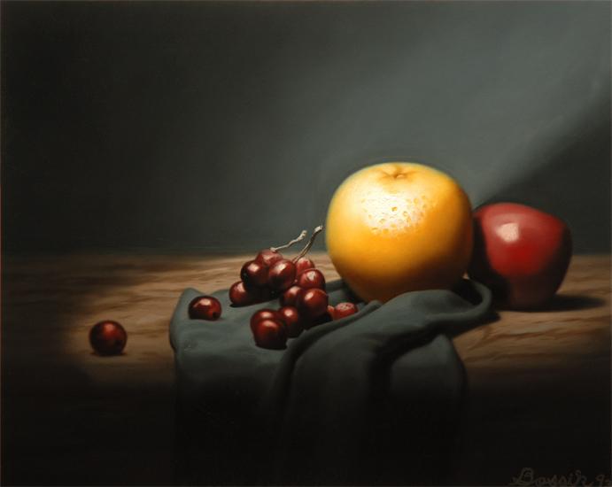 关于艺术家Eric Bossik