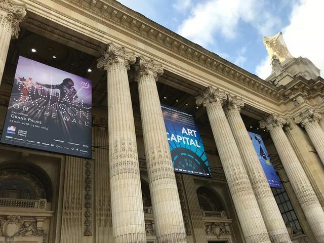 著名艺术家柳旭日再度受邀参加法国巴黎大皇宫沙龙大展