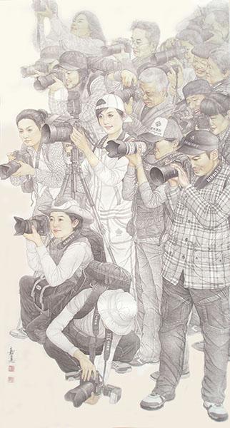 薛嘉惠艺术成就